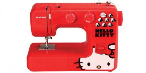 Hello Kitty 13512 Sewing Machine