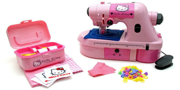 Hello Kitty Deluxe Fashion Center Classy Janome Hello Kitty Sewing Machine Instruction Manual