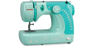 Janome 11706 Hello Kitty Sewing Machine Review