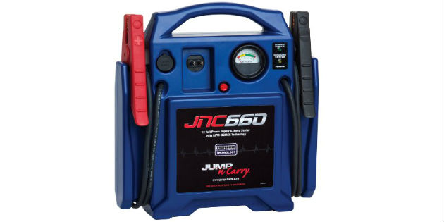 Jump N Carry Jnc660 >> Clore Automotive JNC660 Jump Starter Battery Review