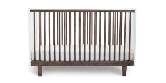 Oeuf Rhea Crib Review