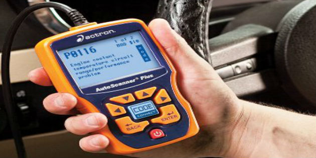 Actron CP9580A Enhanced Auto scanner Plus Review